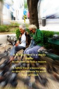 a faithful friend