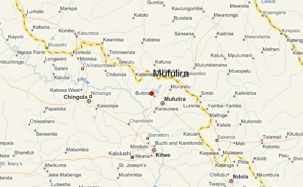 Work of Christian Brothers in Mufulira and Murundu,Zambia