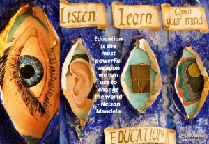 nelson mandela_education
