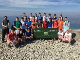 Midleton CBS 'Mayo Charity Challenge' in support of the Hermano Manolo Centre, Bolivia
