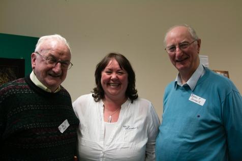 Joe, Mary and Donall