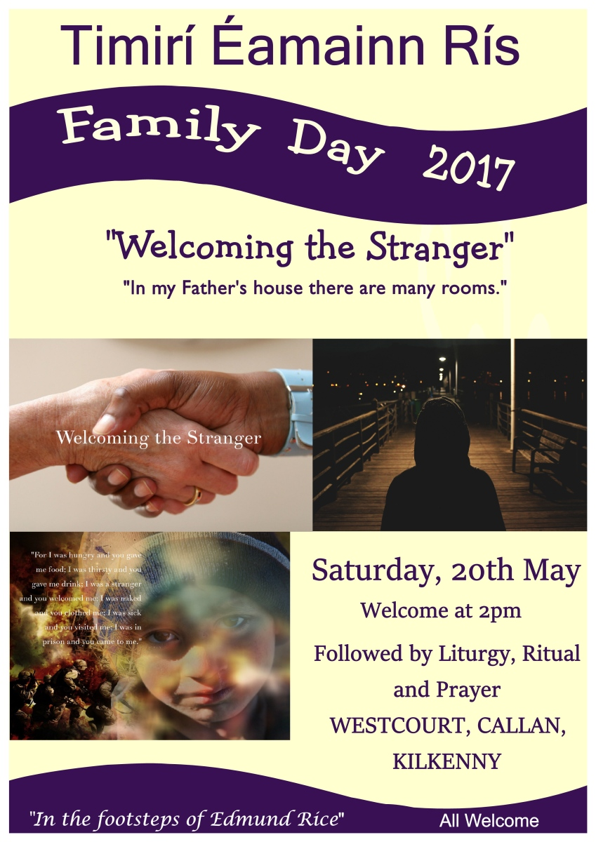 Edmund Rice Family Day 2017