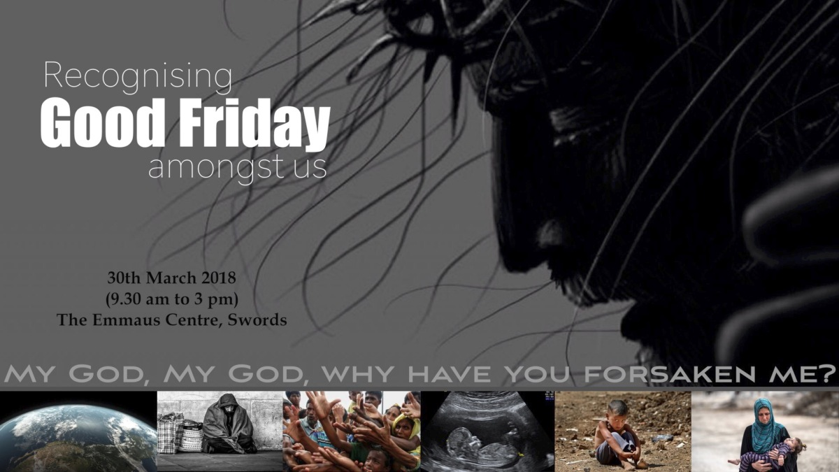 Recognising GOOD FRIDAY among us