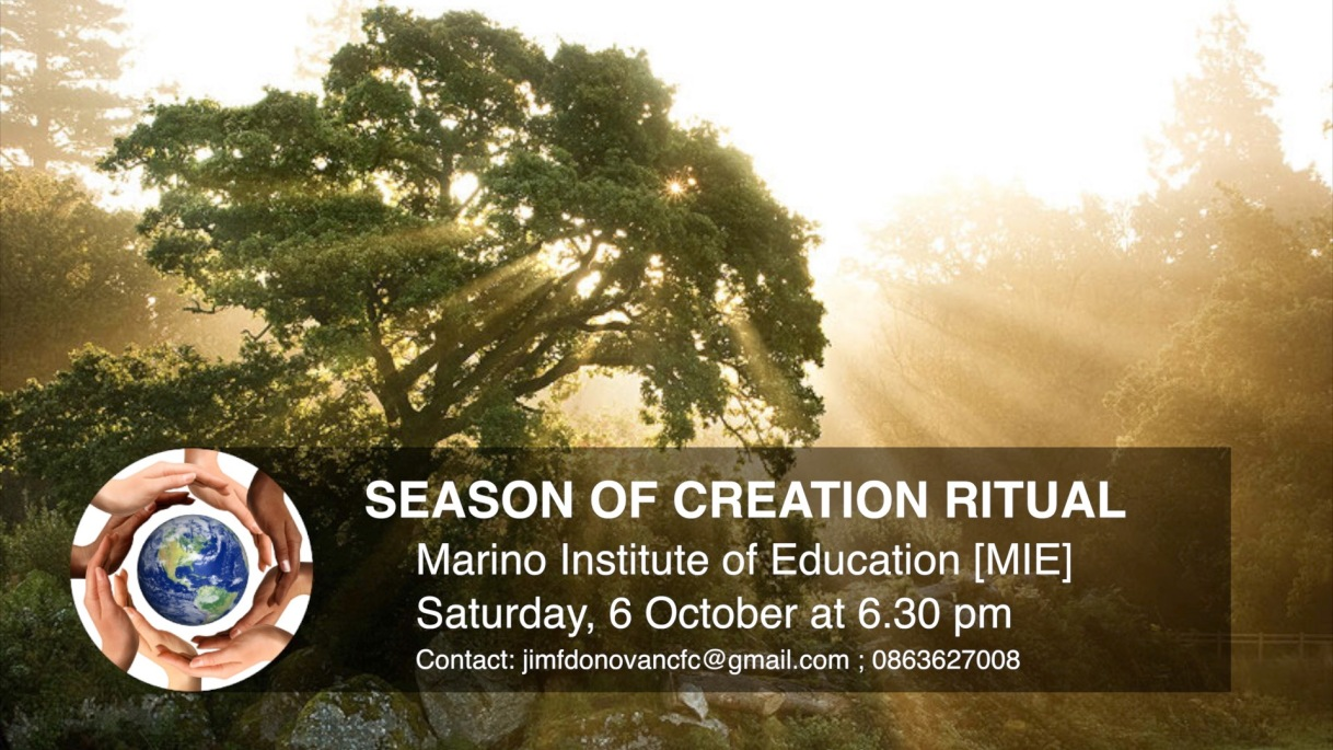 Season of CreationRitual