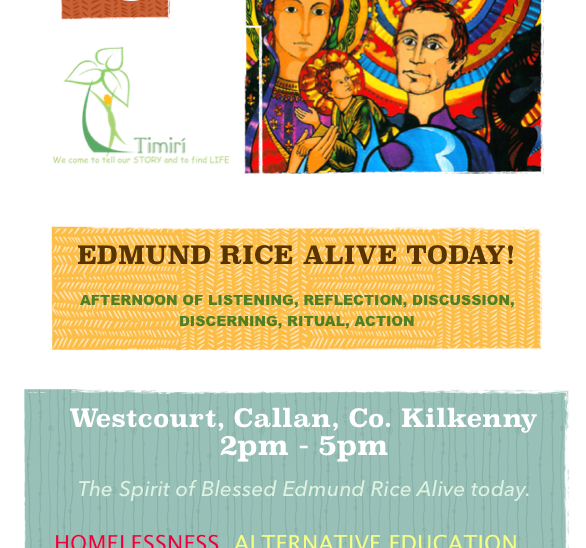 Edmund Rice Alive Today